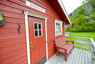 Aarviksand Kystferie cottage 2 incl.end cleaning