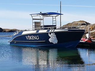 Mevaer boat 3 - Viking 23ft/140 hp e/g/c