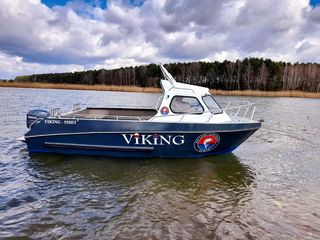Rotsund Seafishing boat 3-  Viking 550 HT - 18ft/60 hp e/g/c