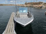 Vågen boat 2 , Kaasbøll 19ft /60 hp fishf/ chart pl ( 80 hp from 2019)