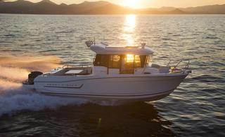 Visit Årviksand boat 1-Merry Fisher Malin 695, 22 ft/150 hp e/g/c-GF