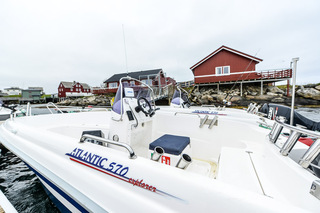 Andøy boat 4 - Atlantic 570, 19ft / 90 hp e/g/c