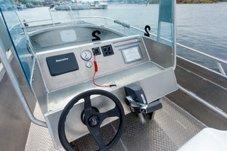 Ankeret boat 6 -  20ft/60 hp e/g/c