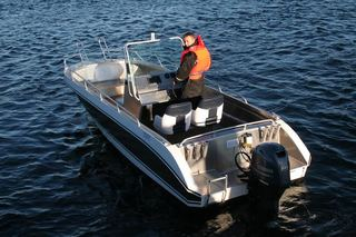 Ankeret boat 4 -  20ft/60 hp e/g/c