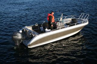 Ankeret boat 2 -  20ft/60 hp e/g/c