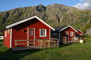 Aarviksand Kystferie cottage 1 incl.end cleaning