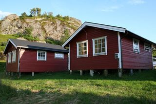 Aarviksand Kystferie cottage 3 incl.end cleaning