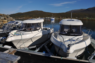 Dåfjord boat 1-Quicksilver 690, 22,5 ft/115 hp e/c - max 4 prs