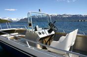Dyrøy boat 1 - 19ft/50 hp chartplotter