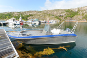 Efjord boat 3-19ft/50 hp e/g/c