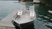 Einset boat 5 - Alu boat 18ft/60 hp el start