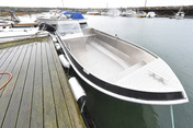 Fagervika alu boat Robust- 18ft / 40 hp e/g/c