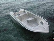 Frosta boat 17ft/40 hp