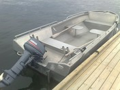 Frosta boat 1 -  16ft/10 hp