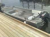 Frosta boat 2 -  16ft/10 hp
