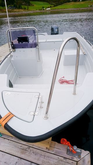 Hasvåg Fiske 24, boat 6 -  Grand, 19ft/60 hp e/g/c