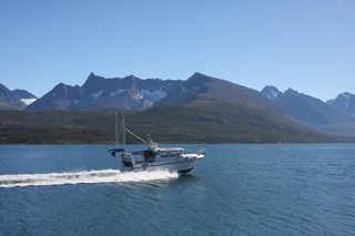 Lenangen bigboatfishing- Viksund 1030. Max 8 persons. Price on request