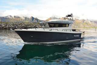 Mefjord Big boat fishing with skipper -can be rentet for day price/GF