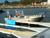 Sørvika boat included - 2 stroke