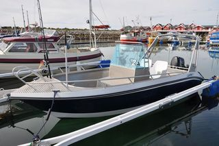 Steigen Brygge Boat 4- 19ft/60 hp e/g/c (  from 2018  20,5ft/60 hp )