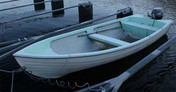 Stora Lee extra boat 13ft/10 hp