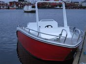 Sula boat 11 - 21ft/90 hp e/g/c