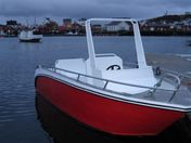 Sula boat 12 - 21ft/90 hp e/g/c