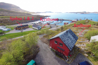Utvorda -Sjøhus 1  incl end cleaning