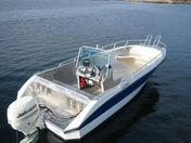 Vega Opplevelse boat 4- 19ft/50 hp e/g ( 60 hp from 2020)