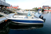 Vega Opplevelse boat 2- 19ft/50 hp e/g/c ( 60 hp from 2020)