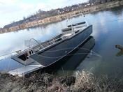 Vevelstad boat 23 ft / 115 hp e/g/c - handicap friendly